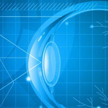 Eyeball Abstract